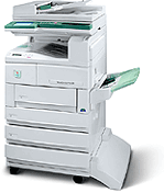 Xerox WorkCentre� Pro 428DC Digital Copier, Fax Machine