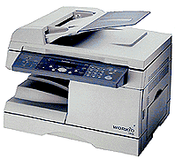 Workio DP150FX Digital MFP, DP-150fx