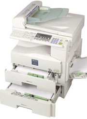 Ricoh Aficio 1013F Digital Imaging Copier