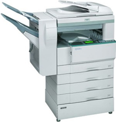 Sharp AR-235 copier, ar235